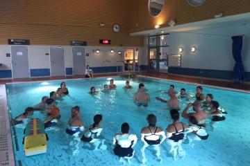 Instruktörsutbildning i Brainswim 1 i Lund. 19-21 januari 2018