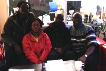 Möte med Gambian Society