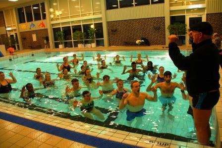 Instruktörskurs i Brainswim höst 2015