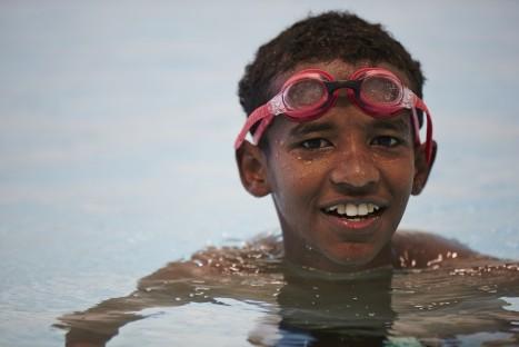 Broschyr på somaliska och arabiska