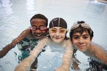 Gilla Vattenkurs för barn i Lund