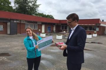 Kul med Gilla Vatten i sommar i Lund