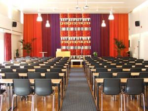 Viskadalen Folkhögskola - Wigforssalen