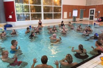 Höstens första utbildning i Brainswim