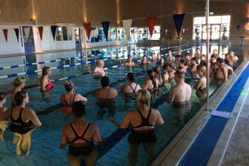 Utbildning i Brainswim, Sundsvall 14-16 oktober