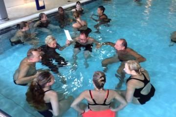 Utbildning i Brainswim i Halmstad 30 januari till 1 februari 2016