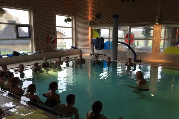 Vårens sista utbildning i Brainswim
