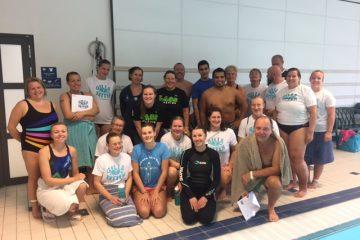 Första utbildning i Brainswim 2 genomfört